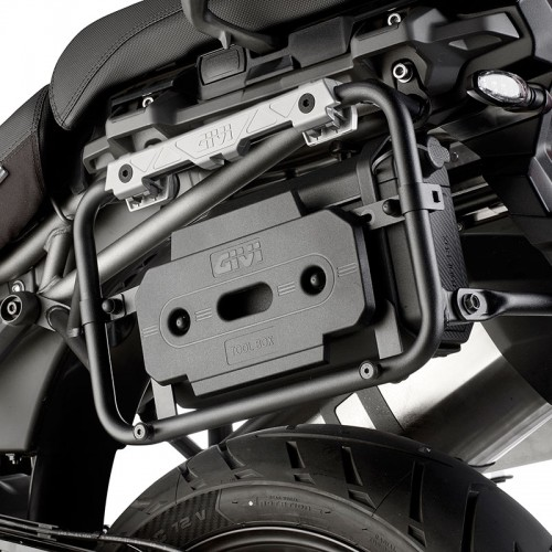 GIVI TL3114KIT kit to install the S250 Tool Box on PL3105CAM