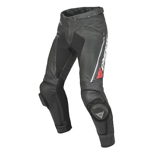 Dainese Delta Pro C2 Motorcycle Leather Pants