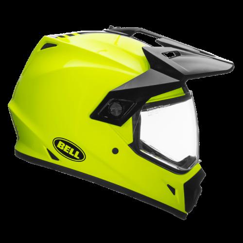 Κράνος Bell MX-9 Adnenture Mips κίτρινο hi-viz