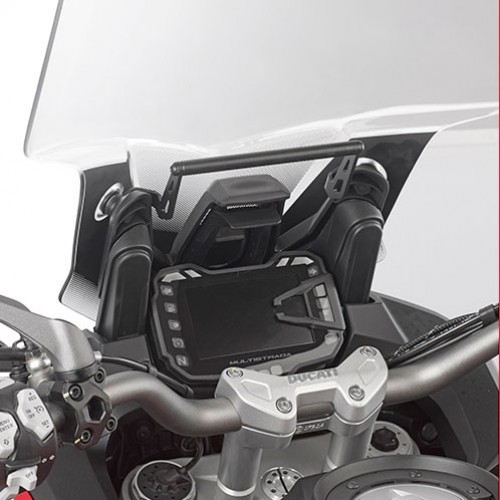 GIVI FB7408 Upper fairing bracket for1200 Multistrada Enduro Ducati