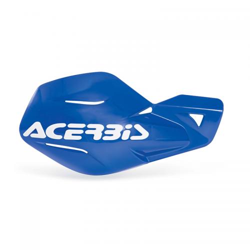 MX UNICO 8159 Handguard, blue - ACERBIS
