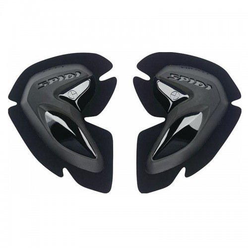 Spidi Bi-Phase Knee Sliders black