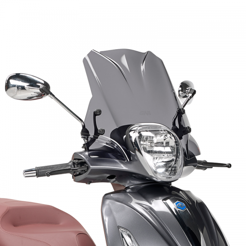 GIVI 5606S Smoked screen for Beverly 125ie-300ie / 350 Sport Touring