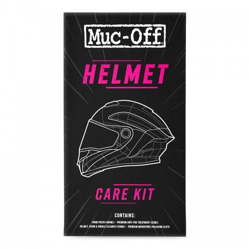 Καθαριστικό κιτ κράνουςMuc Off _ Helmet care kit