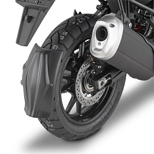 GIVI RM3114KIT Specific kit for spray guard RM01, RM02  V-Strom DL-1000