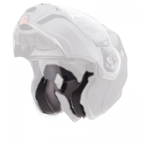 A8224  Cheek pads Caberg Droid  (XL)
