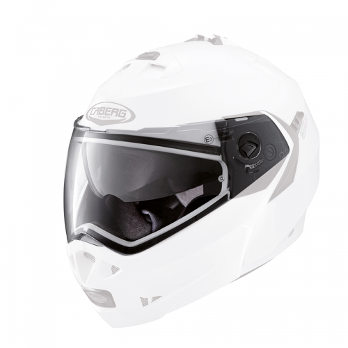 A7959  Clear Antiscratch-Pinlock visor for Caberg Duke II