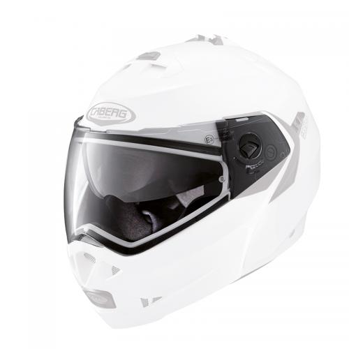 A7959  Clear Antiscratch-Pinlock visor for Caberg Duke II
