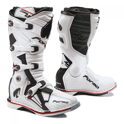 Μπότες Forma Dominator comp 2.0 άσπρο