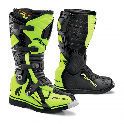 Forma Dominator comp 2.0 black/fluo yellow