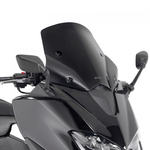 Ζελατίνα D2013BO_T-MAX 530'12-17 μαύρη Yamaha GIVI