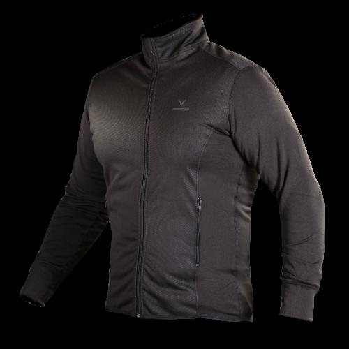 Μπουφάν ισοθερμικό & αντιανεμικό Nordcode_Thermo jacket μαύρο