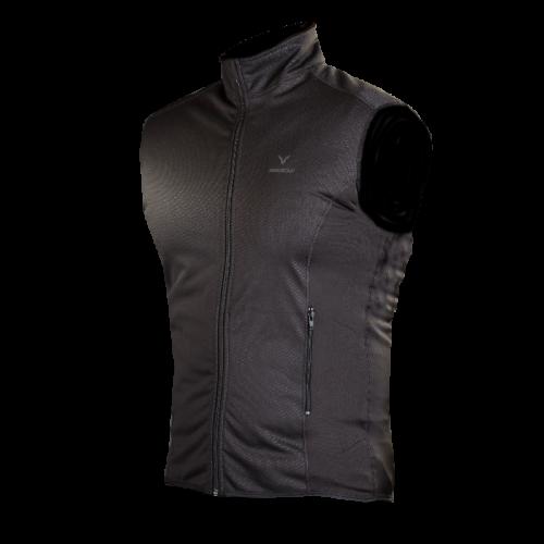 Γιλέκο ισοθερμικό & αντιανεμικό Nordcode_Thermo vest μαύρο