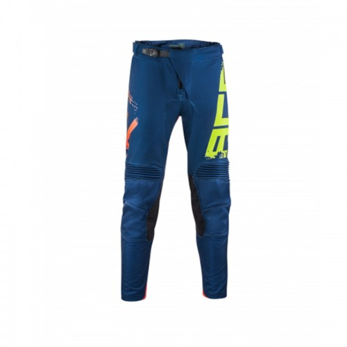 Acerbis Mx Airborne Pants 22686.274 yellow-blue