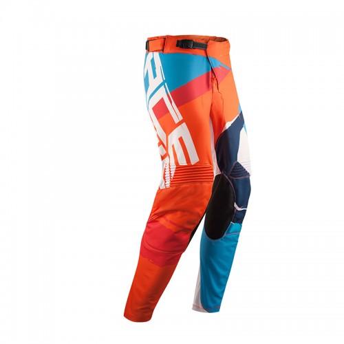 Παντελόνι Acerbis Mx Stormchaser _ 22685.204 πορτοκαλί-μπλέ