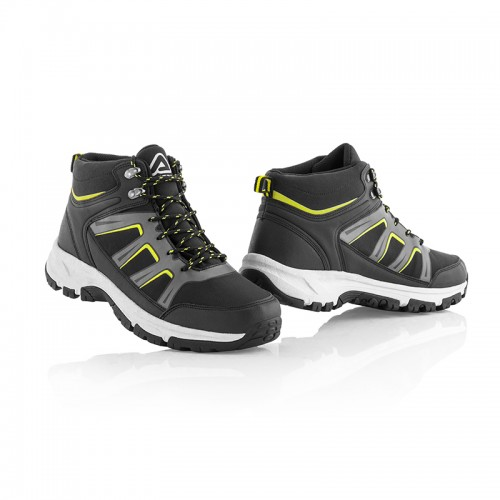 Acerbis Mud Boots Black-Yellow