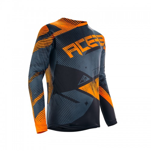 Acerbis Mx Mudcore Jersey 22692.209 Orange-Black