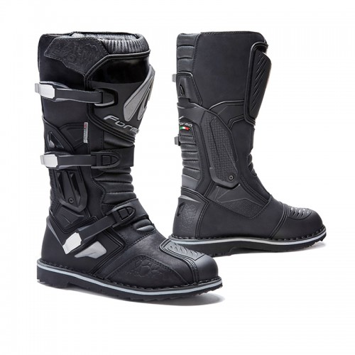 Forma Boots Terra Evo Leather Black