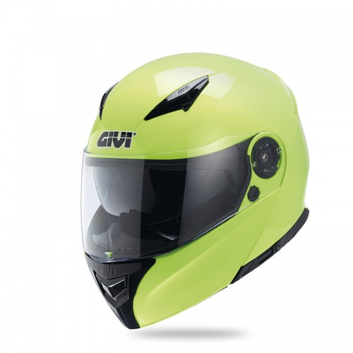 HX16 VOYAGER neon yellow Givi