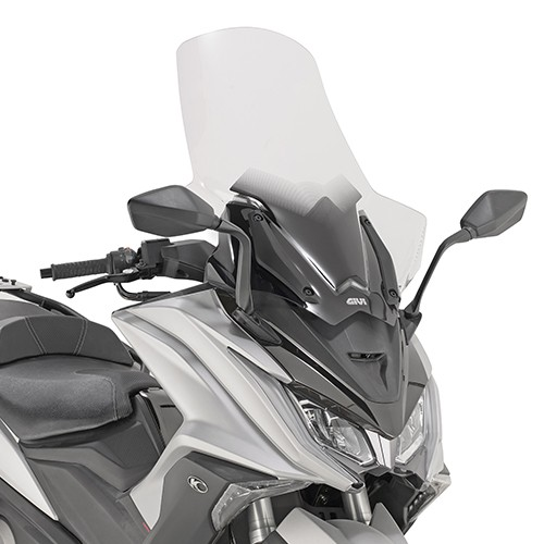 Specific screen, transparent D6110ST_AK 550'17 Kymco GIVI