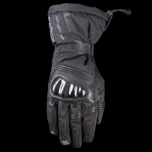 Γάντια Nordcap Tourer μαύρο