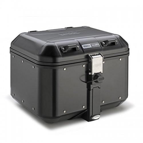 Βαλίτσα 46 λίτρα DLM46B μαύρη αλουμινίου  Givi