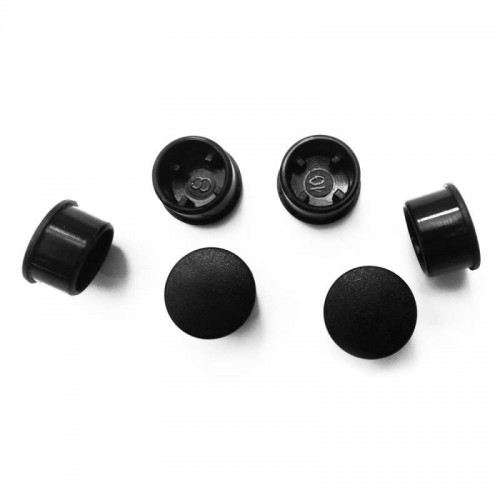Spare Bolt Hole Covers GIVI Z621R for M5/M5M/M6