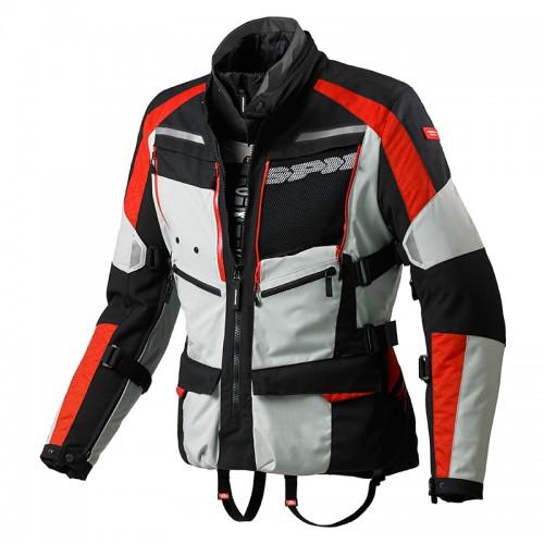 SPIDI 4Season Jacket Grey/Red