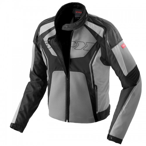 Spidi Tronic Net Jacket Grey