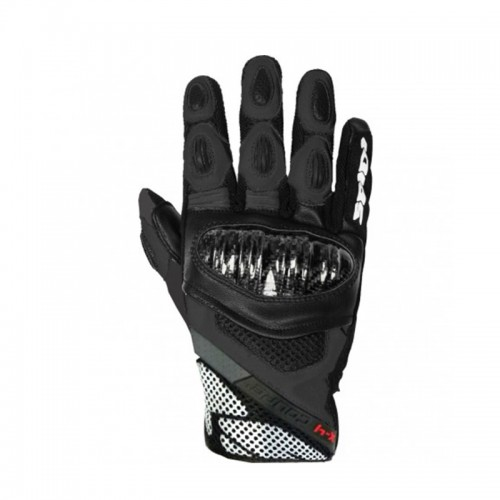 Spidi X4 Coupe Gloves Black-White