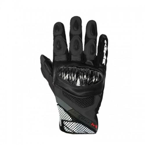 Spidi X4 Coupe Gloves Black-White