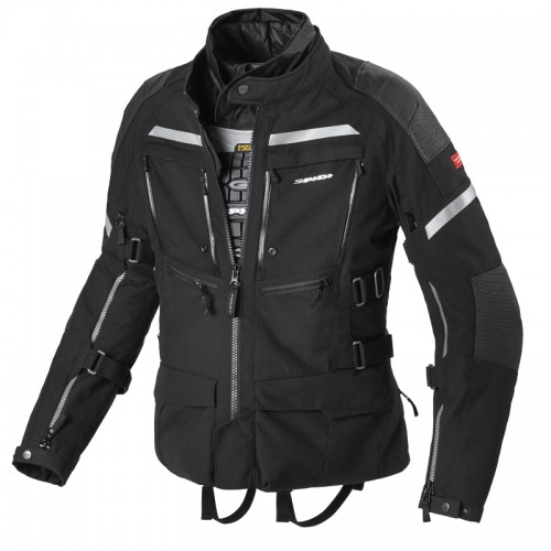 Jacket Spidi Armakore H2OUT black