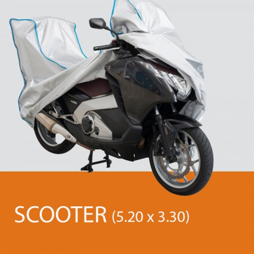 Moto Cover Spinelli Poly S1