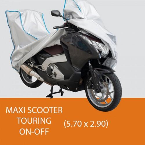 Κάλυμμα moto Spinelli Poly M
