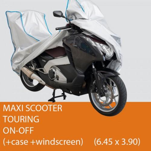 Κάλυμμα moto Spinelli Poly M2