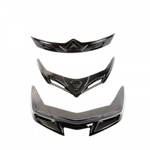 Bell_ RS1/RS2 kit vent black gloss