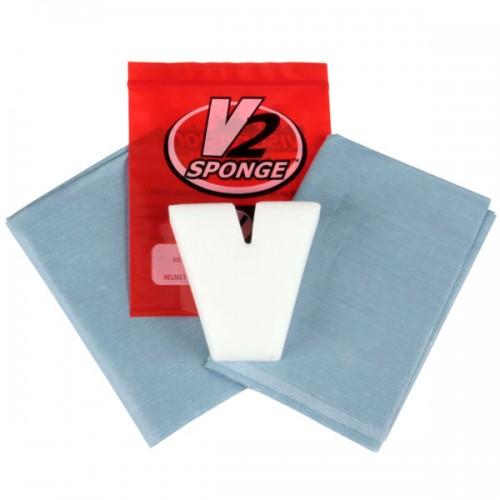 R&G V2 Sponge Visor Cleaner Kit