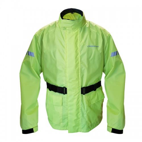 Αδιάβροχο μπουφάν Nordcap Rain Jacket II fluo κίτρινο