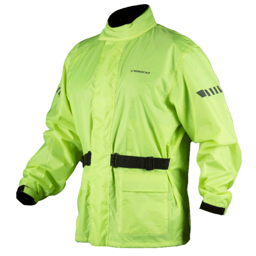 Nordcap Rain Jacket II fluo yellow