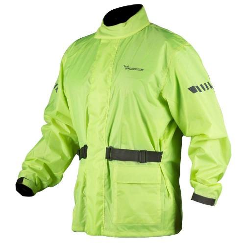 Αδιάβροχο μπουφάν Nordcode Rain Jacket II fluo κίτρινο