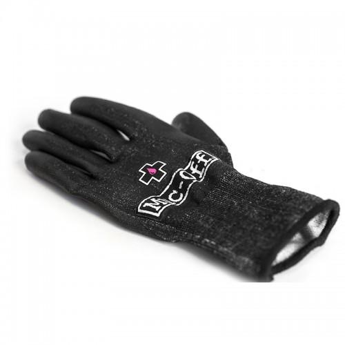 Γάντια εργασίας Muc Off _ Mechanics gloves μαύρo