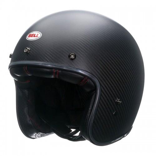 Bell custom 500 carbon matte black