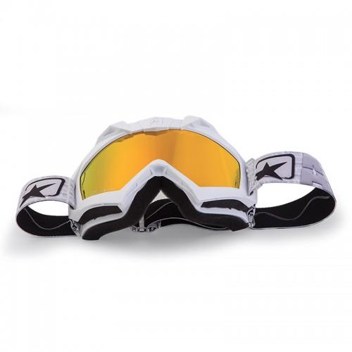 MX Mask Ariete Adrenaline Primis 14001-OBR White