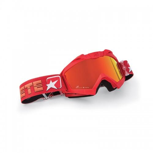 MX Mask Ariete Adrenaline Primis 14001-ORR Red