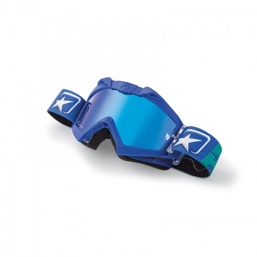 MX Mask Ariete Adrenaline Primis 14001-OAA Blue