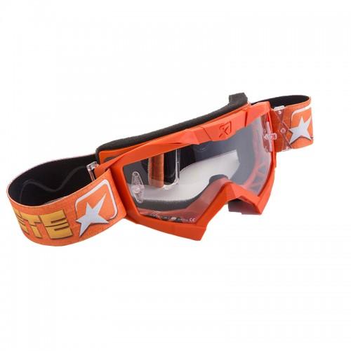 MX Mask Ariete Adrenaline Primis 14001-PRO Orange
