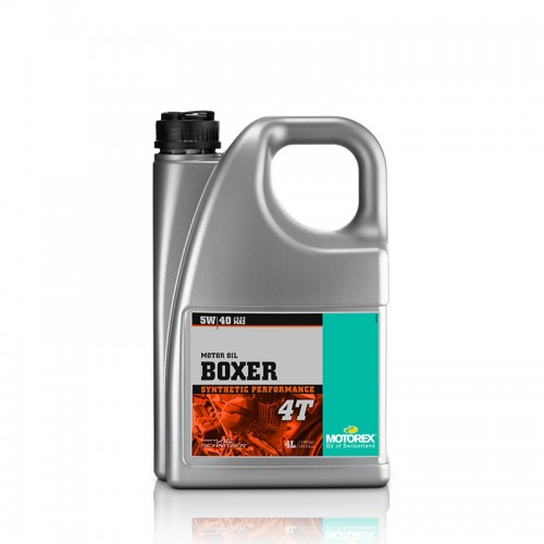 Motorex Boxer 4T 5W/40 4L