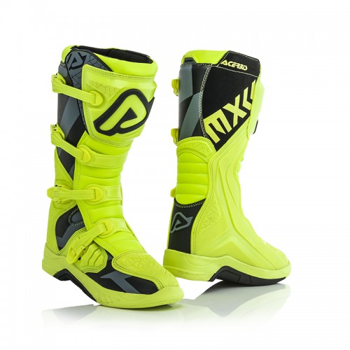 MX Boots Acerbis 22999.279 X-TEAM Yellow-Black