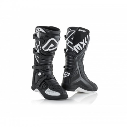 MX Boots Acerbis X-TEAM BOOTS 22999.315 Black-White