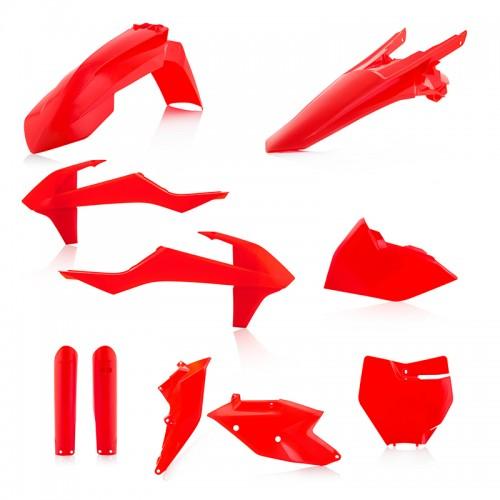 FULL PLASTIC KIT Acerbis_0021741.014_KTM SX/SXF 16 Fluo Orange